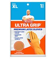Ultra Grip Latex W/grippers, X-large